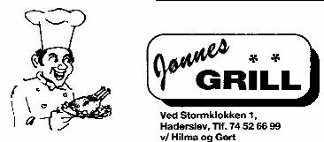 Jønnes Grill